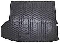 Резиновый коврик багажника Toyota Highlander 2014- (7 мест) Avto-Gumm