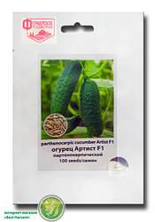 Семена огурцов «Артист F1» 100 семян, «Фермерское подворье»