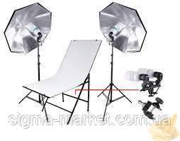 Набор студийного свет Eltec B16 60x100 (1300В)