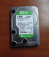 2000GB Винчестер WD20EARX жесткий диск 2TB WesternDigital