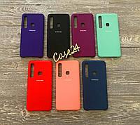 Чехол Soft touch для Samsung Galaxy A9 2018 (7 цветов)