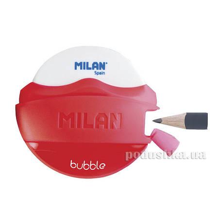 Ластик с точилкой Milan Bubble Испания, фото 2