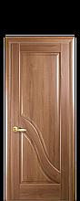 Дверное полотно Амата Золотая ольха глухое