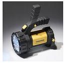Фонарь ручной многофункциональный Tiross TS-1871 15 LED + 2W COB LED yellow, фото 4