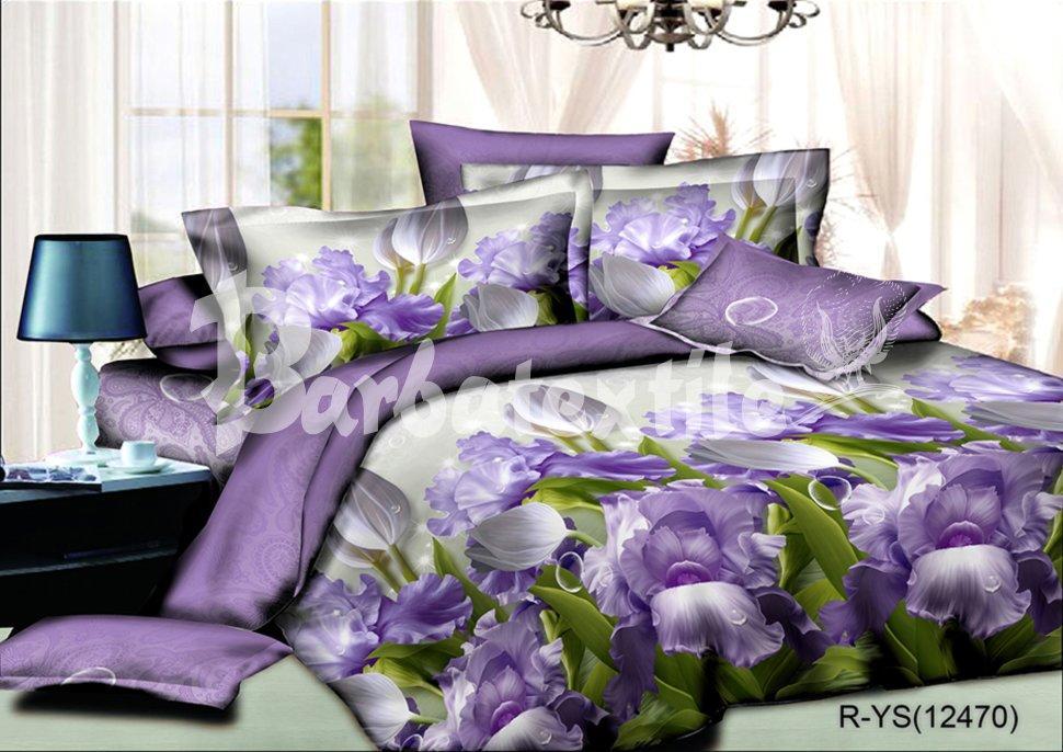 Семейный Комплект постельного белья из ранфорса