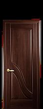 Дверное полотно Амата Каштан глухое