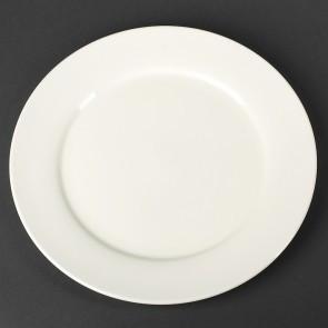 Тарелка для пиццы фарфоровая Helios 355 мм (HR1166)