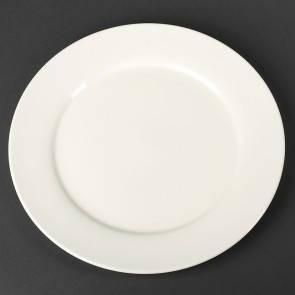 Тарелка для пиццы фарфоровая Helios 355 мм (HR1166), фото 2