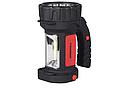 Фонарь ручной многофункциональный Tiross TS-1871 15 LED + 2W COB LED red, фото 3