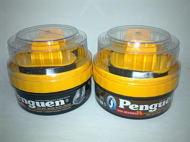 Крем-краска «PENQUEN» 0,2 кг. коричн.