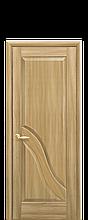 Дверное полотно Амата Золотой дуб глухое