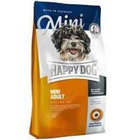 Happy Dog MINI ADULT - корм для собак мелких пород 10 кг