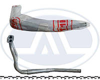 Труба приемная глушителя ВАЗ 2101 длинная лодка (ТМК124)