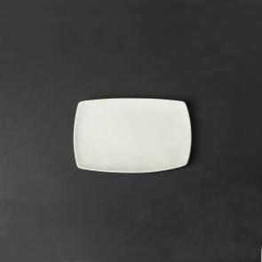 Тарелка прямоугольная фарфоровая Helios 200х140 мм (HR1170), фото 2