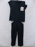 Женский трикотажный костюм (р-ры 50-56) пр-во Украина оптом в Одессе.