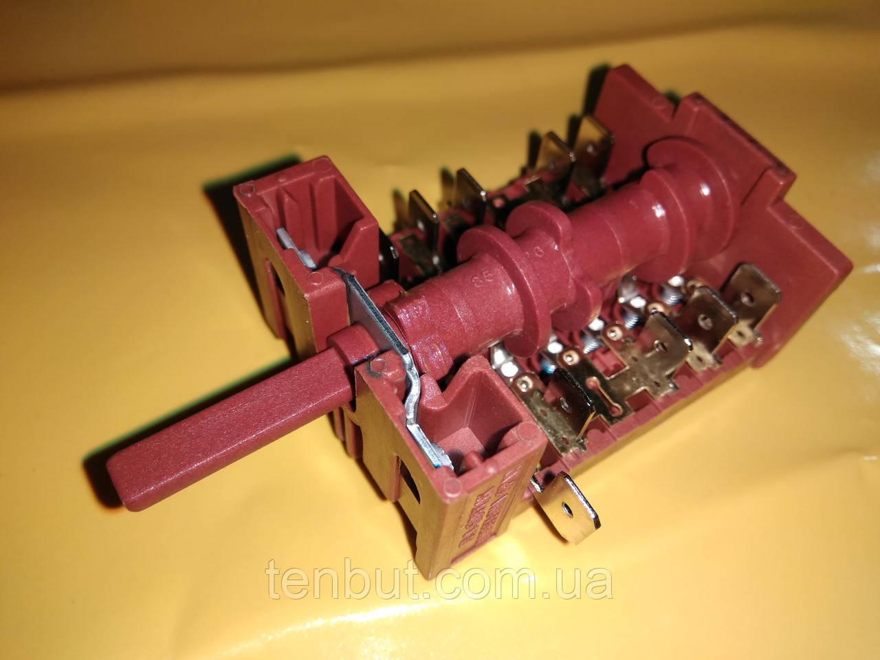 Переключатель 850618 для эл.плит Гефест / 5-ти позиционный производство Испания