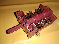 Переключатель 850618 для эл.плит Гефест / 5-ти позиционный производство Испания, фото 1