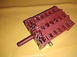 Переключатель 850618 для эл.плит Гефест / 5-ти позиционный производство Испания, фото 4