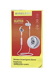 Навушники bluetooth з мікрофоном SQ-BT630