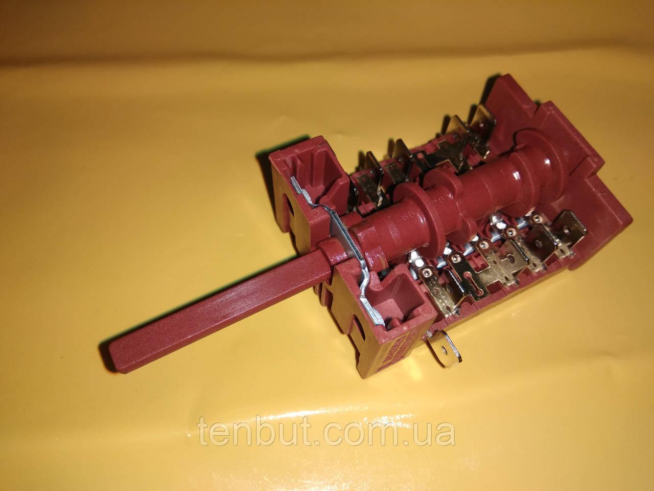 Переключатель 850617 для эл.плит Гефест / 5-ти позиционный производство Испания