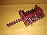 Переключатель 850617 для эл.плит Гефест / 5-ти позиционный производство Испания, фото 1