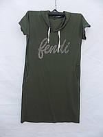 Женское трикотажное платье  (р-р 50-56) пр-во Украина оптом в Одессе.