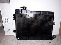 Радиатор охлаждения ВАЗ 2104/2105/2107 3 ряд ный медный Иран