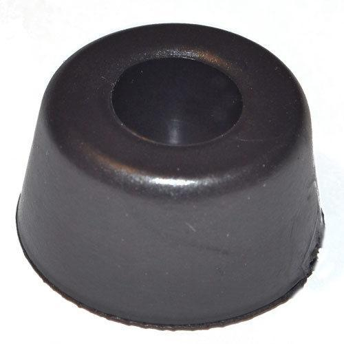 Ножка резиновая черная 12 мм