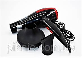 Фен для сушки волос PRO MOTEC 3000W. , фото 2