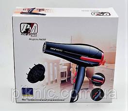 Фен для сушки волос PRO MOTEC 3000W. , фото 3