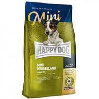 Happy Dog My Little NEUSEELAND - Новая Зеландия - корм для собак малых пород 4 кг ягненок рис