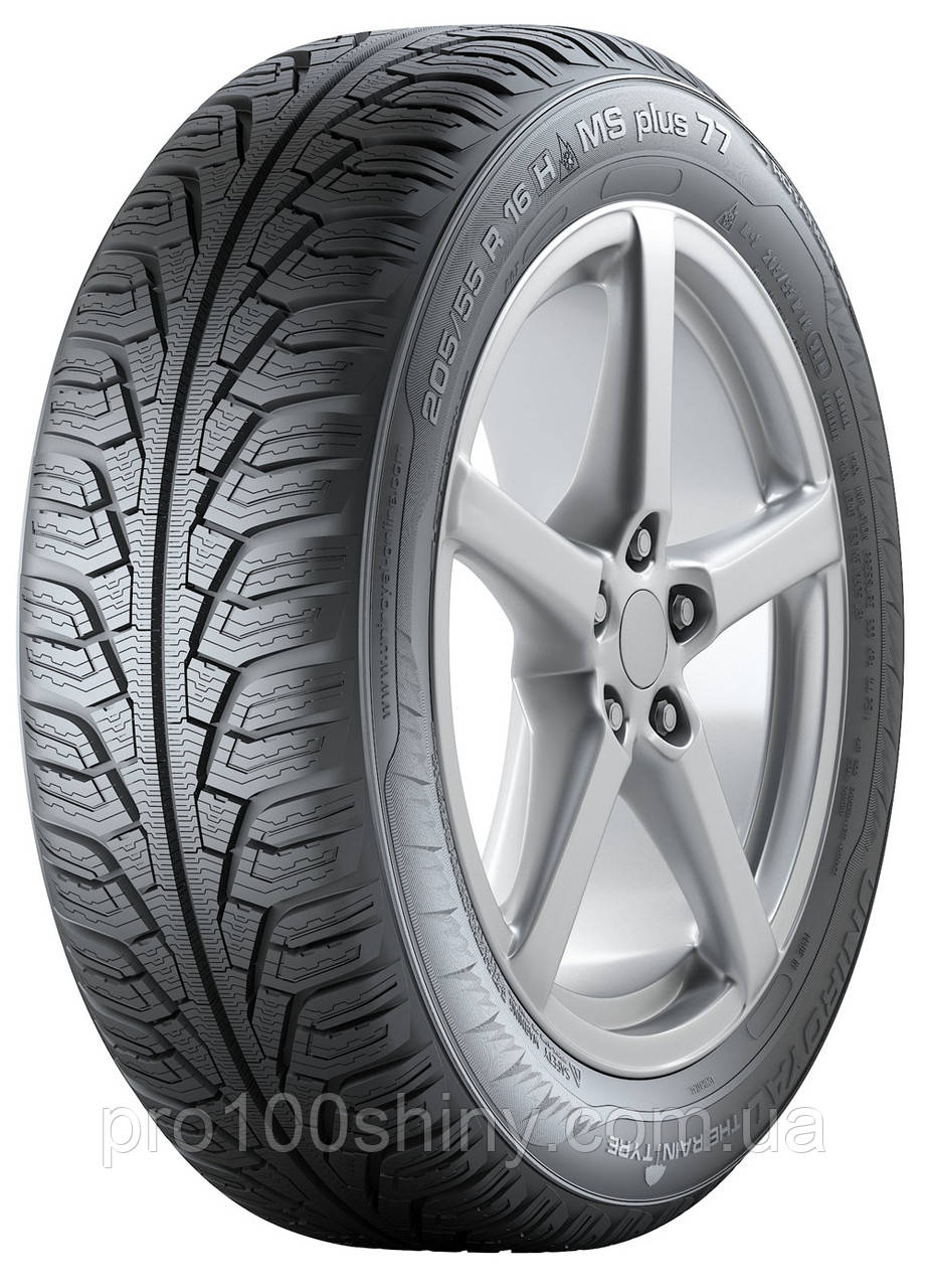 Автошина UNIROYAL 235/45R17 94H FR MS plus 77