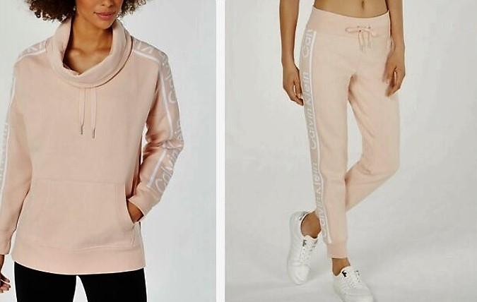 9e98d4d9 Женский спортивный костюм Calvin Klein в размере XS, оригинал ...