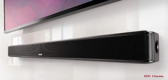 Denon DHT-S514 in Wall