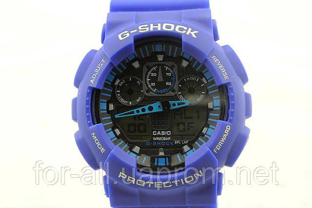 Фото часов Casio G-Shock ga-100 CA130