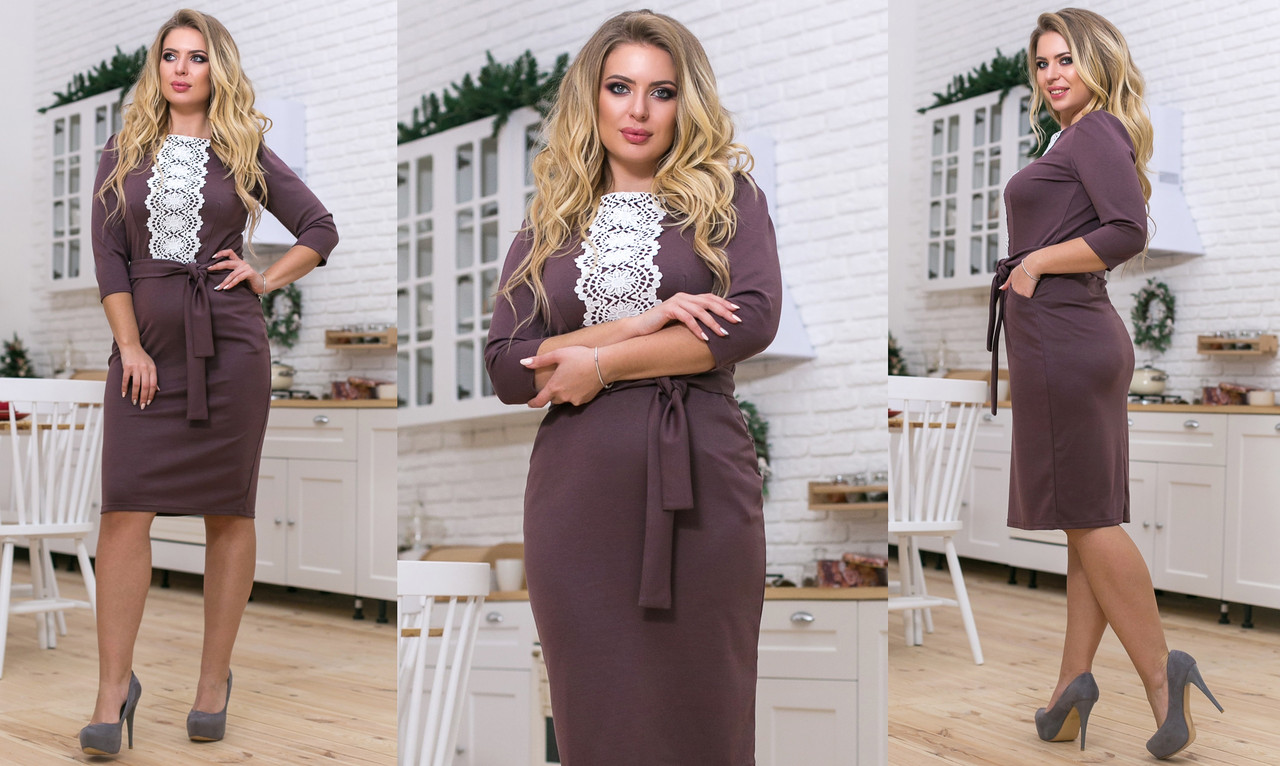 Платье женское 2130ки батал
