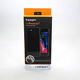 "Чехол Spigen Neo Hybrid 2 iPhone 8/7 {4.7""} gunmetal (054CS22358) EAN/UPC: 8809565302275, фото 5"