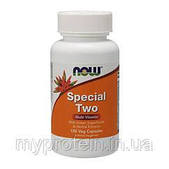 NOW Витамины и минералы Special Two (120 veg caps)