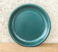 Блюдце 130мм зелене