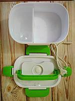 Ланч-бокс, термос пищевой с подогревом от сети 220V, Electric lunch box