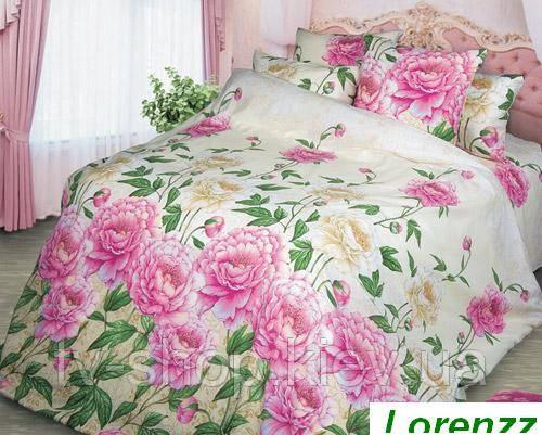 Комплект постельного белья  2,0 Lorenzzo Charm