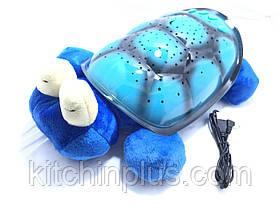 Черепаха-проектор Musical Snail Twilight