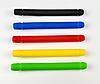 Универсальная вело / велосипедная пластмассовая накладка / защита пера от ударов цепи и повреждения ЛКП  - Фото