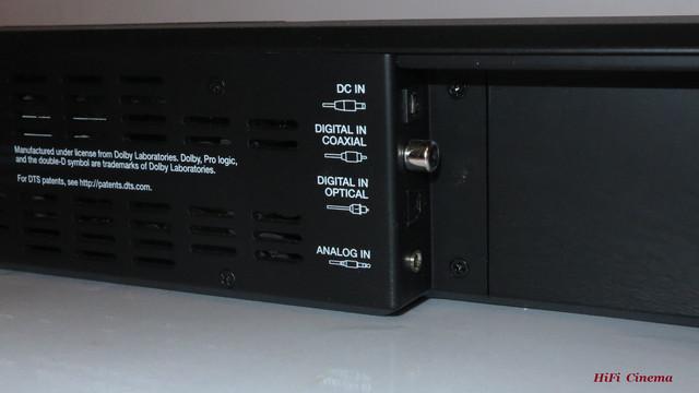 Denon DHT-S514 connect audio