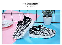 Легкі кросівки в сіточку 3 кольори, фото 1