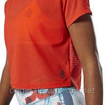 Футболка Reebok CrossFit® Jacquard женская DQ0047  , фото 3