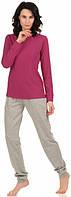 Костюм домашний женский MODENA DK042-2 (кофта и штаны), фото 1