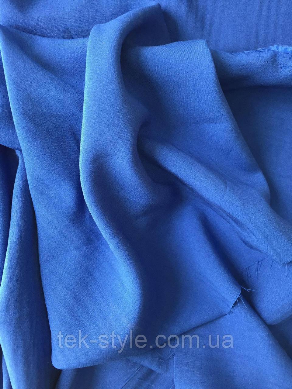 Штапель Синий