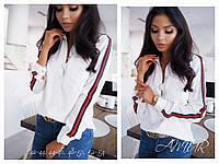 Рубашка женская молодежная с 42 по 54 р. СЕР258, фото 1