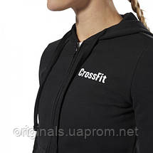 Худи Reebok CrossFit® Zip для девушек DP6214  , фото 3